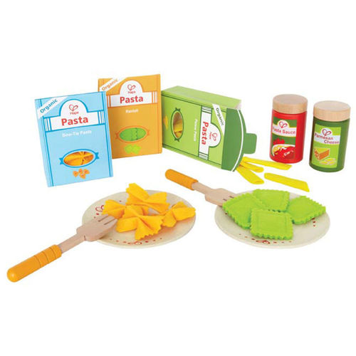 Hape food set pasta