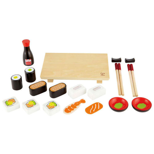 Hape food set sushi